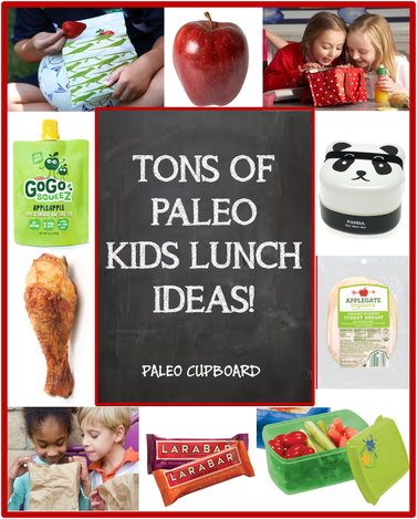 Paleo Kids Lunch