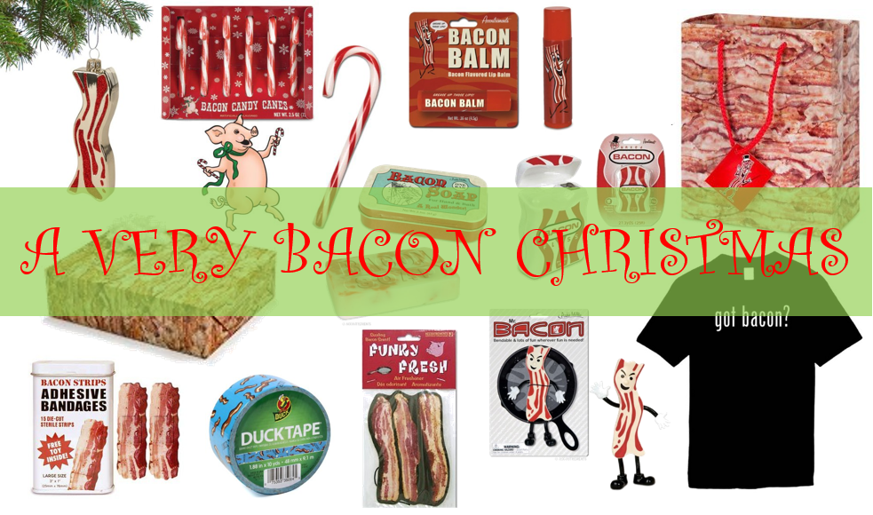 A Very Bacon Christmas