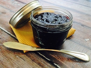 Paleo Grape Jelly