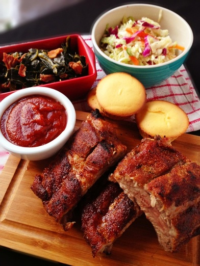 Recipes pork side ribs oven