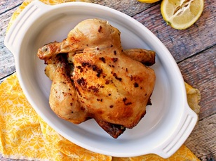 Paleo Crock Pot Chicken