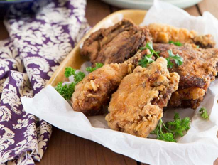 Paleo Fried Chicken